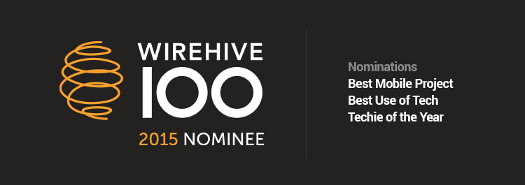 NXT nominated in three categories for the Wirehive100 Awards