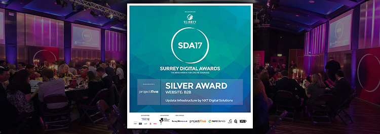 Surrey Digital Awards - Winner