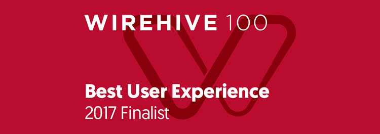 NXT Shortlisted for Wirehive100 Awards 2017